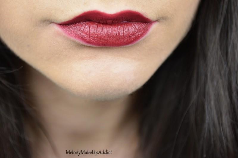 rouge à lèvres diva mac