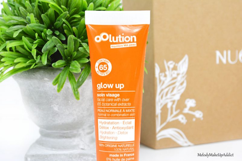 glow up oolution