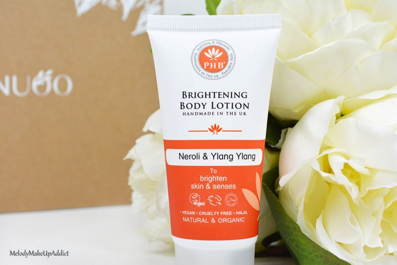 lotion corporelle éclat phb ethical beauty