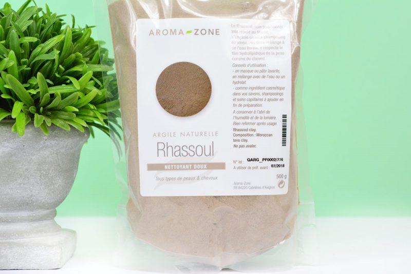 rhassoul aromazone avis
