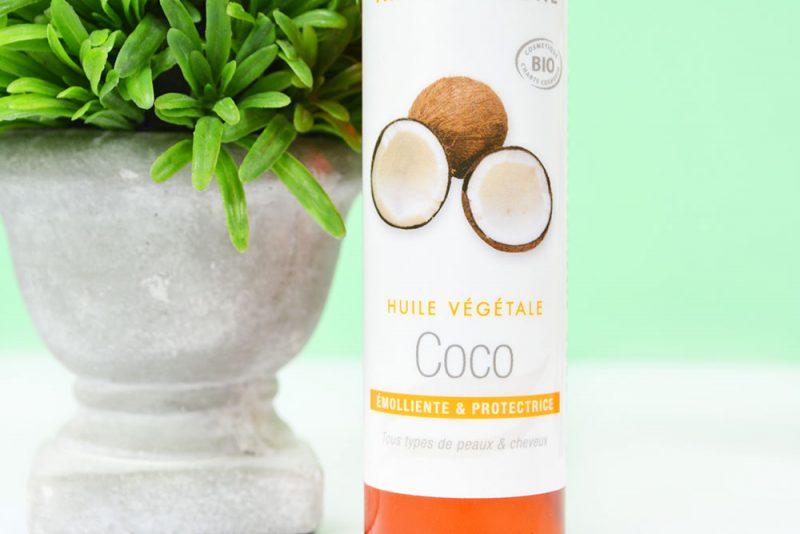 huile de coco aromazone