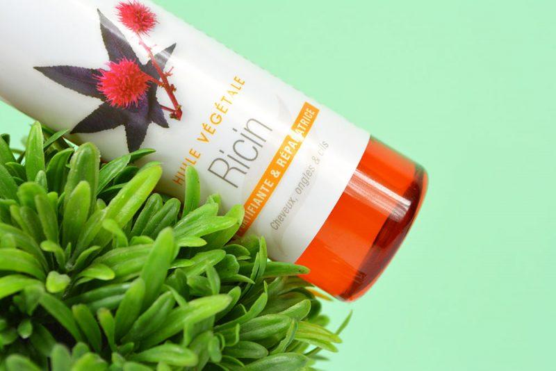 huile de ricin aromazone avis