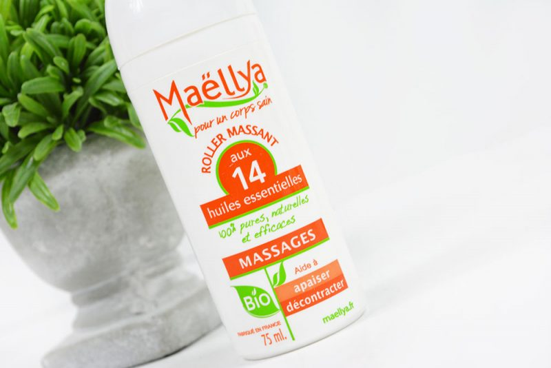 roller massant maellya