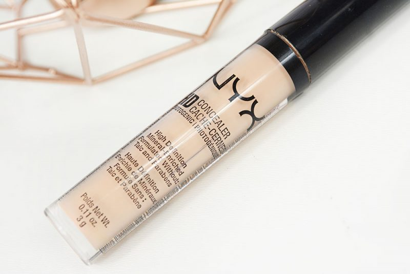 concealer nyx