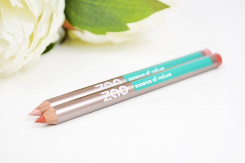 crayon à lèvres zao