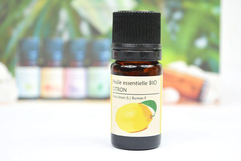 huile essentielle citron compagnie des sens