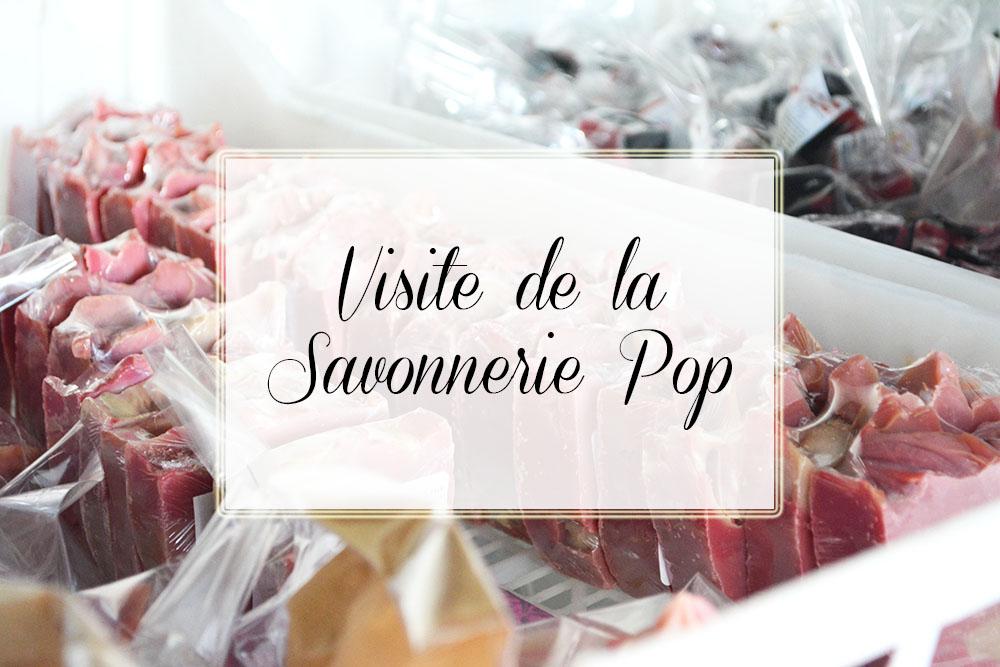 Visite de la Savonnerie Pop