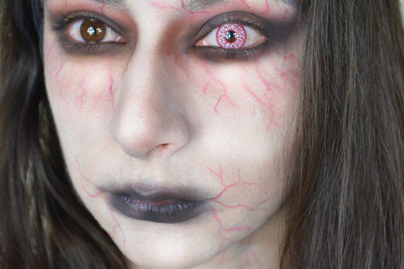 Mon Maquillage D 39 Halloween Melodymakeupaddict Blog Beaut Tendance Bio