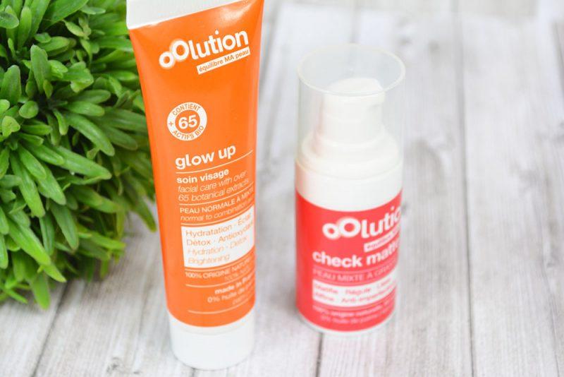 routine oolution peau mixte