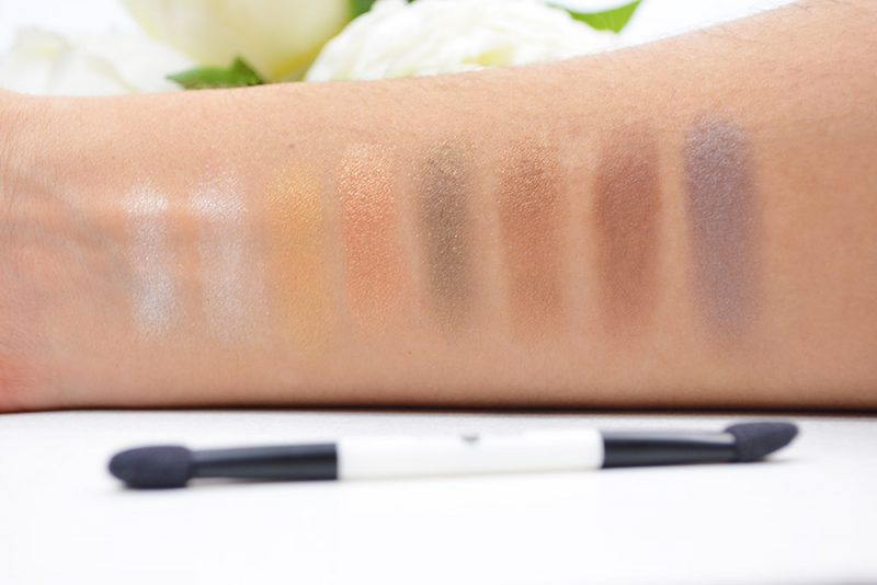 palette filthy rich lily lolo