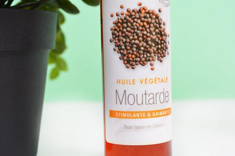 huile végétale de moutarde