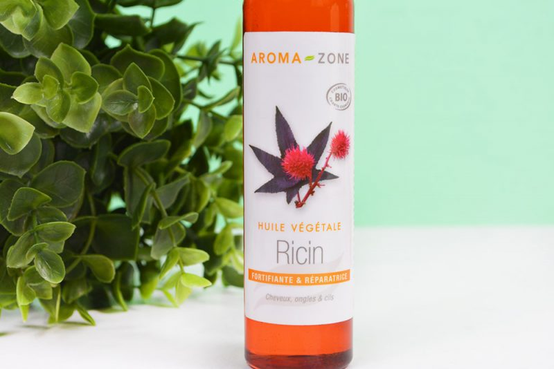 huile végétale de ricin