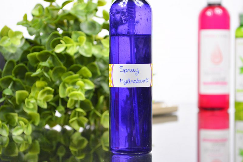 recette spray capillaire