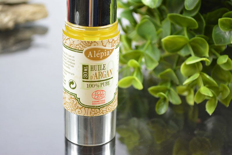 huile d'argan alepia