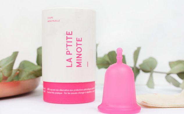 J'ai testé la coupe menstruelle MÏU Cup ! (+concours)