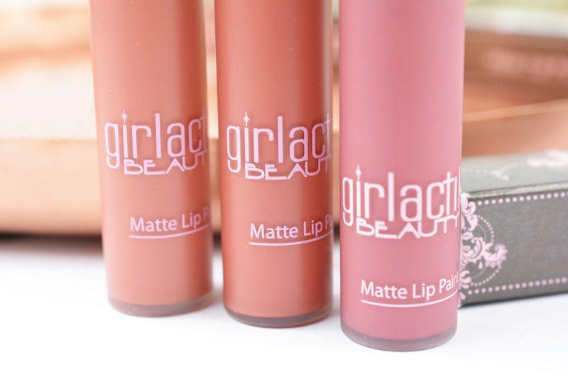 matte lip paint girlactik beauty