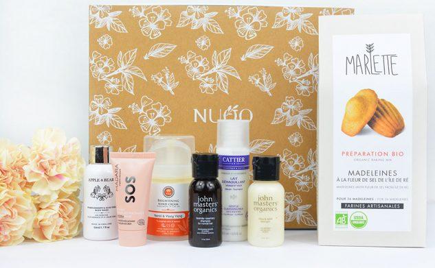 La Nuoo Box d'avril 2017 : une magnifique édition !