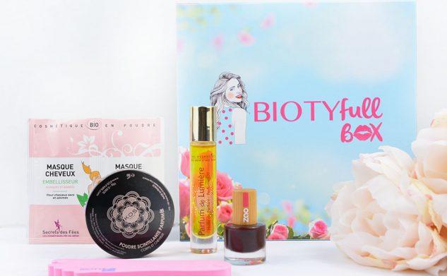 La Biotyfull Box du mois de mai !