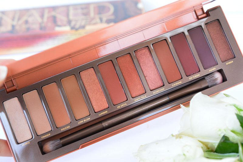 palette naked heat urban decay