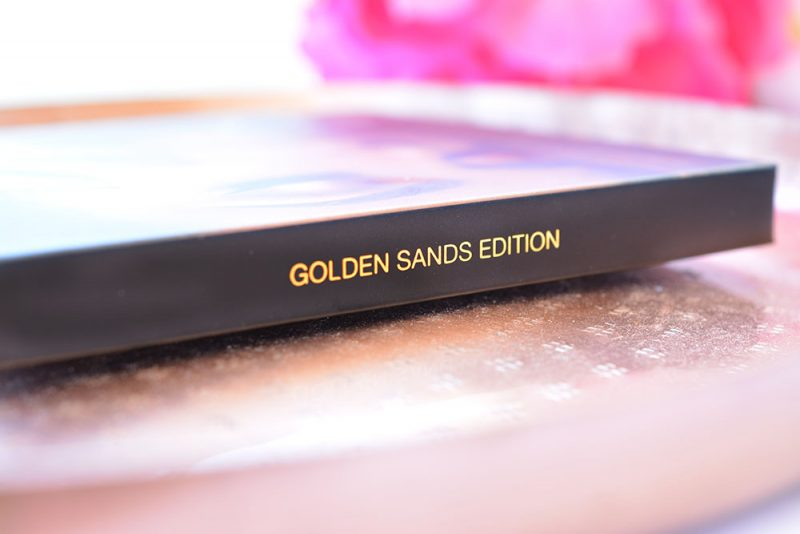 golden sands huda beauty